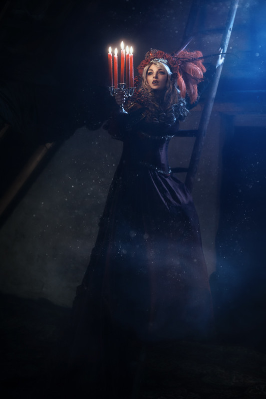 Vamp Lady