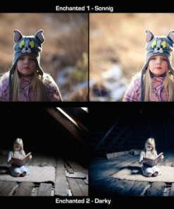 Vorschau Lightroom Presets Echanted Pack 7