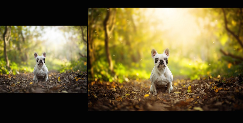 Vorschau Photoshop Set Sommer – 4 Seasons 4
