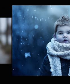 Vorschau Photoshop Set Winter – 4 Seasons 4