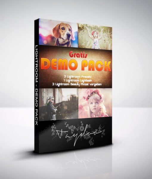 LR Demo Pack Produktbox