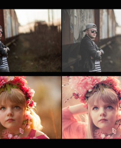 Lightroom GRATIS DEMO PACK 3