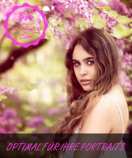 Frühlingserwachen Rosa Produktbild 4