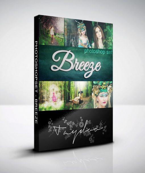 Produktbox Photoshop Set – Breeze