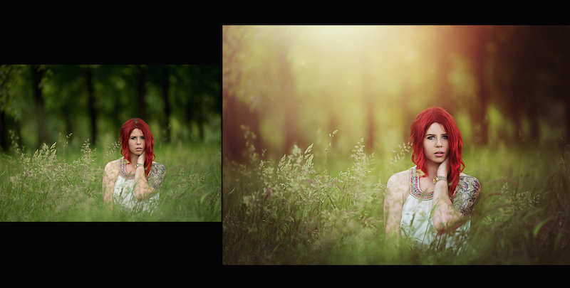 Vorschau Photoshop Set – Red Diamond