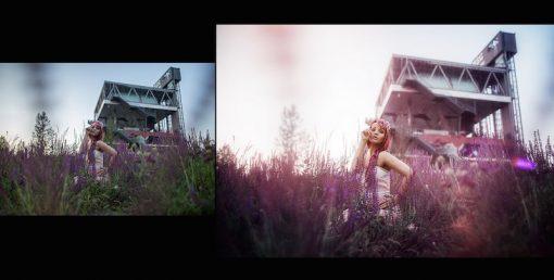 Vorschau Photoshop Big Aktion Paket – Into the Forest