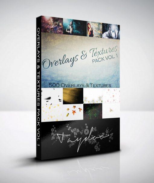 Produktbox Taydoo,s Overlay & Texture Pack Vol 1