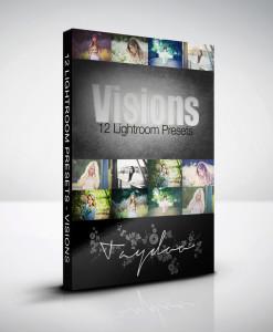 Produktbox Lightroom Presets Visions