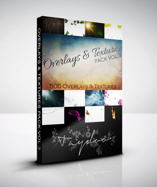 Produktbox Taydoo,s Overlay & Texture Pack Vol 3