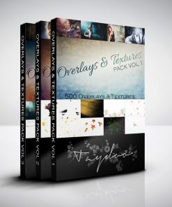 Produktbox Taydoo,s Overlay & Texture Pack Vol. 1 + Vol. 2 + Vol. 3 – BUNDLE
