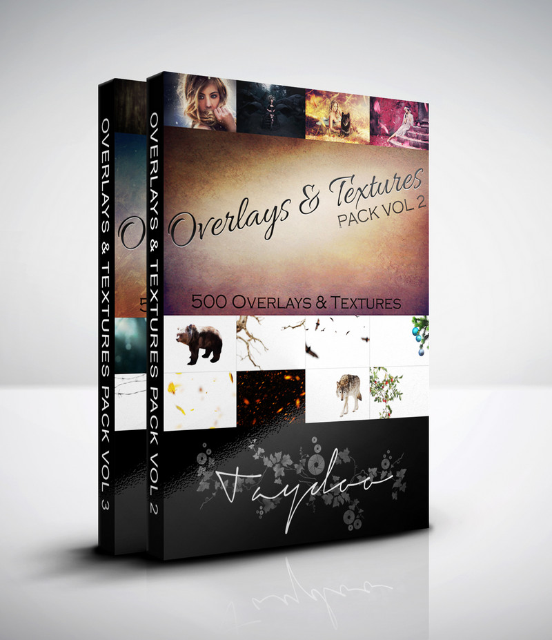 Produktbox Taydoo,s Overlay & Texture Pack Vol. 2 + Vol. 3 - BUNDLE