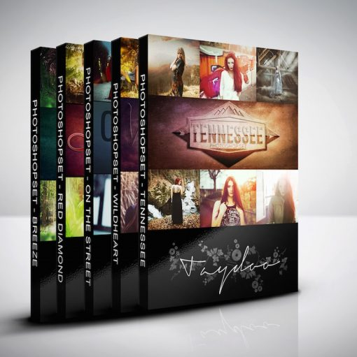 Photoshop Set All in One Volume 2