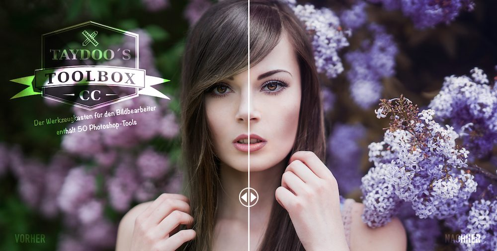 Taydoo´s Toolbox CC - Photoshop Panel