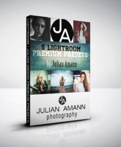 Julian Amann Premium Presets Produkt Box