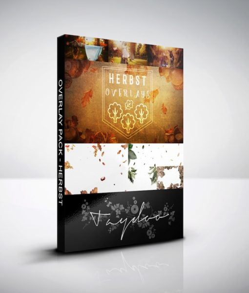 Produktbox Herbst Overlays Vol.1