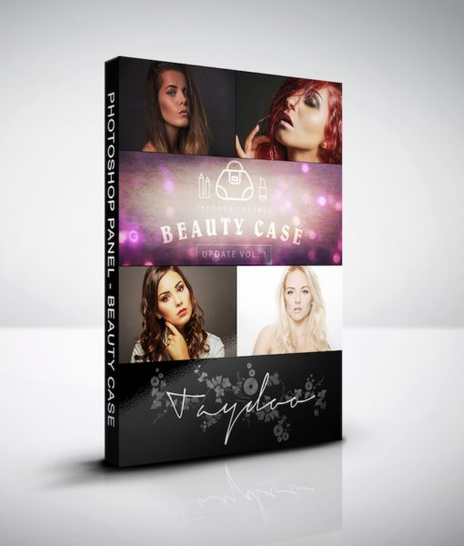 TB Beauty Case Cover