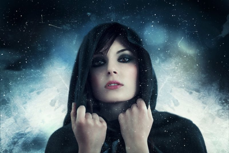 Taydoo Wonderful Winter Photoshop Overlays - 134 Motive - nachher