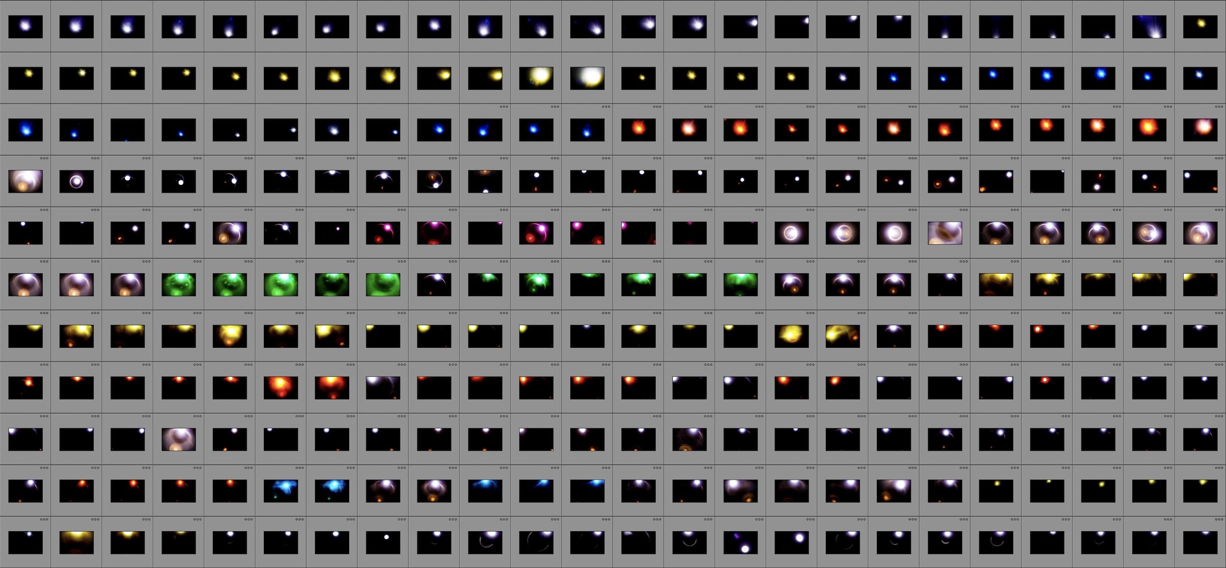 Lightning Volume 2 Collage 5