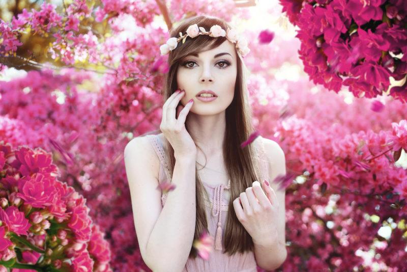 873 Blumen-Overlays für Bildbearbeitung- Taydoos Flower Power Frühling Nachher 1
