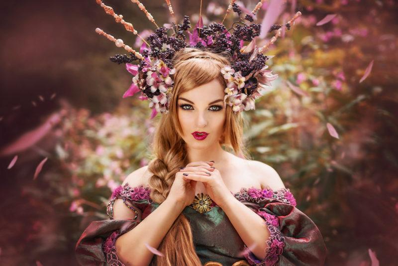 873 Blumen-Overlays für Bildbearbeitung- Taydoos Flower Power Frühling Nachher4