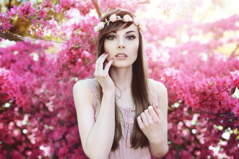 873 Blumen-Overlays für Bildbearbeitung- Taydoos Flower Power Frühling vorher 1