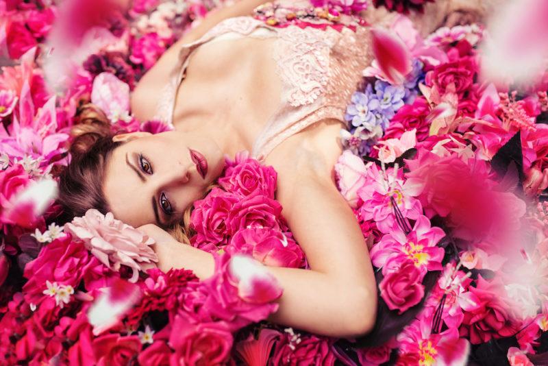 873 Blumen-Overlays für Bildbearbeitung- Taydoos Flower Power Frühling Vorher2