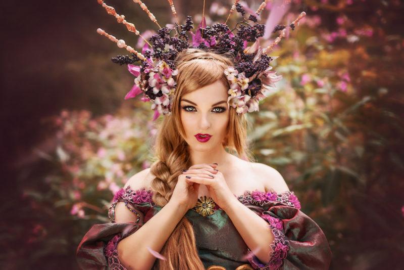 873 Blumen-Overlays für Bildbearbeitung- Taydoos Flower Power Frühling Vorher4