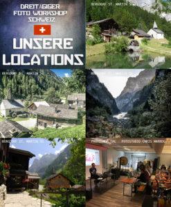 Produktbild Locations schweiz 2017