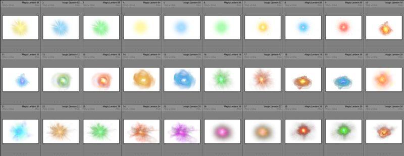Magic Lantern_Collage
