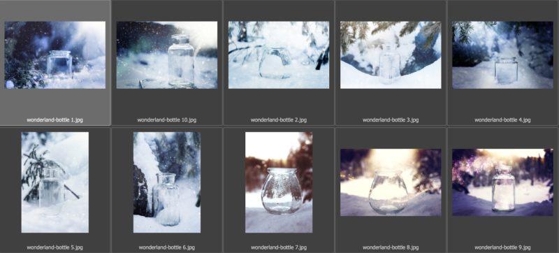 collage-bottlewonderland