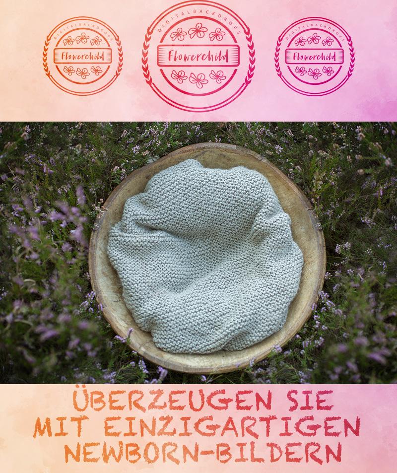 Backdrops Blumen Hochkant 1