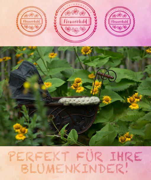 Backdrops Blumen Hochkant 2