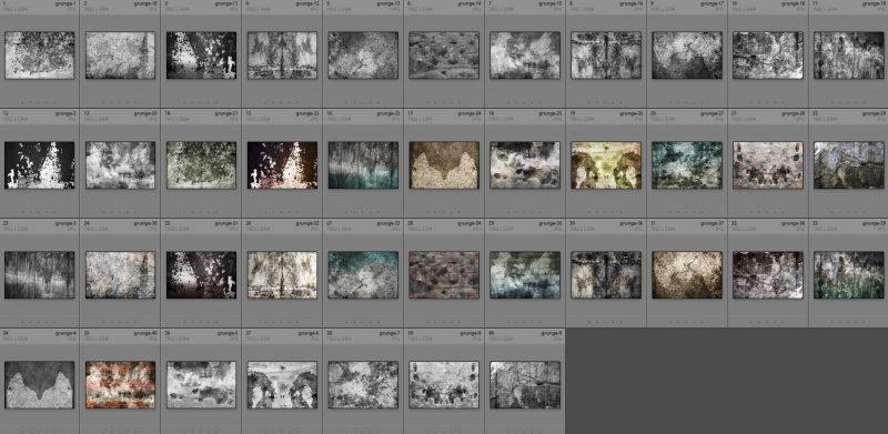 grunge-collage